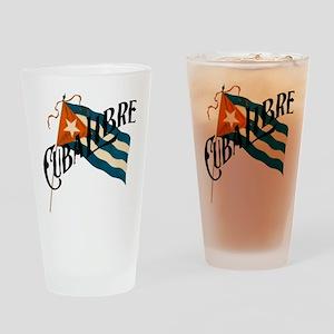 Cuba Libre Drinking Glass