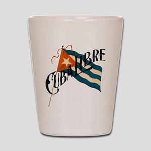 Cuba Libre Shot Glass