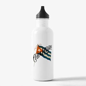 Cuba Libre Stainless Water Bottle 1.0L
