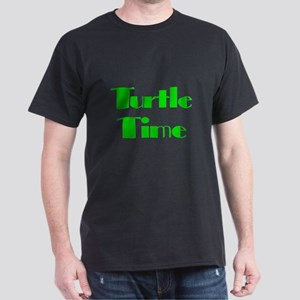 Turtle Time Dark T-Shirt