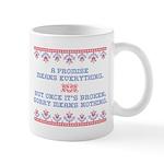 A PROMISE Mug