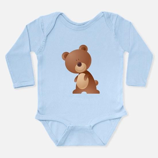 Bear Baby Suit