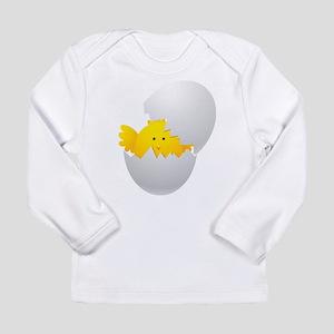 Little Chick Long Sleeve Infant T-Shirt