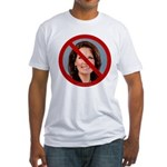 No Michele 2012 Fitted T-Shirt