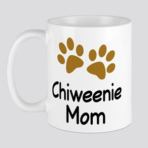 Cute Chiweenie Mom Mug