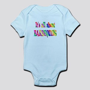 About Barbequing Infant Bodysuit