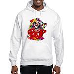 I Love da RAP Music! Hooded Sweatshirt