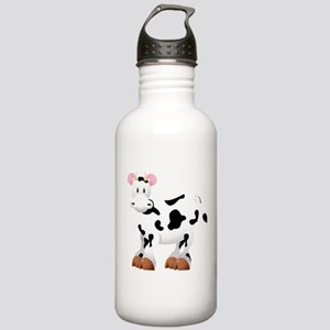 cow Stainless Water Bottle 1.0L