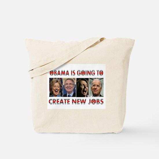 WHAT A JOKE Tote Bag
