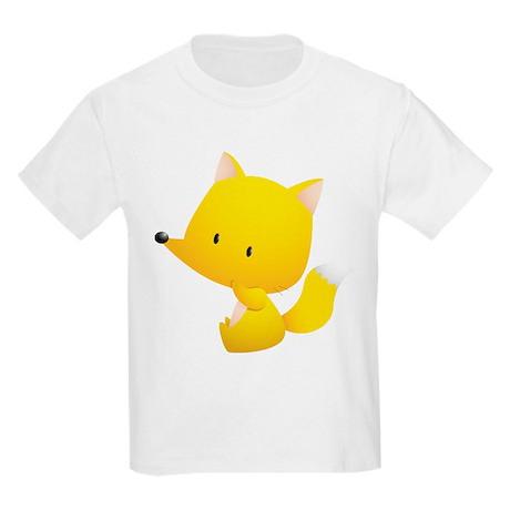 little fox Kids Light T-Shirt