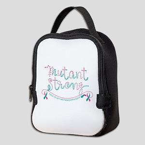 Mutant Strong My Metamorphosis Neoprene Lunch Bag