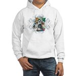 Cuddly Kittens Hooded Sweatshirt
