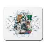 Cuddly Kittens Mousepad