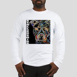 neon staffordshire 12x12 Long Sleeve T-Shirt