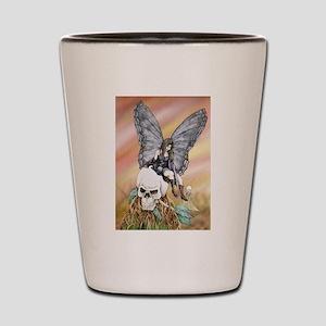 Nexus the Dark Fairy Shot Glass