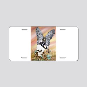 Nexus the Dark Fairy Aluminum License Plate