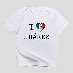 I Love Juarez Infant T-Shirt