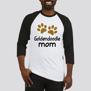 Cute Goldendoodle Mom Baseball Jersey