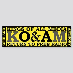 O&A RETURN TO FREE RADIO / HOWARD WHO?