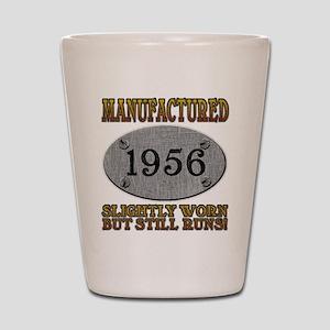 Manufactured 1956 Shot Glass