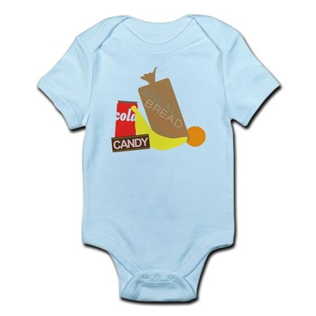 Snack Attack Infant Creeper