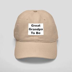 Great Grandpa To Be Cap