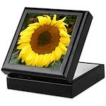 SunFlower Keepsake Box