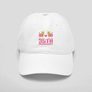 35th Anniversary Gift Cap