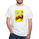 Property Lawyer White T-Shirt