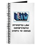 The Bore Proof Conveyancing Lawyer's Journal