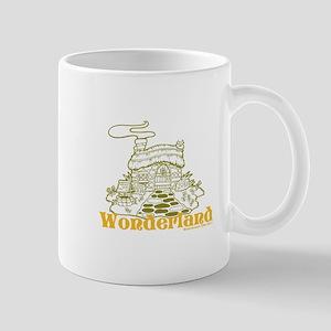 Wonderland Cottage Mug