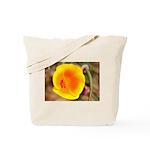 California Poppy Tote Bag