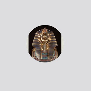 King Tut Mini Button