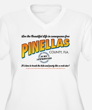 Consequence Free Pinellas T-Shirt