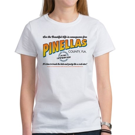 Consequence Free Pinellas Women's T-Shirt