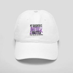 My Battle Too Hodgkin's Lymphoma Cap