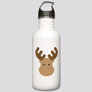Moose Stainless Water Bottle 1.0L