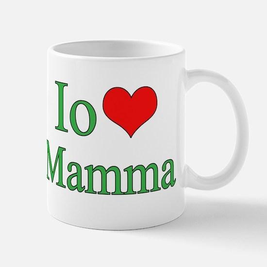 I Love Mom (Italian) Mug