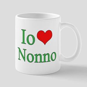 I Love Grandpa (Italian) Mug