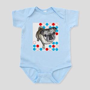 Mod Pug Infant Creeper