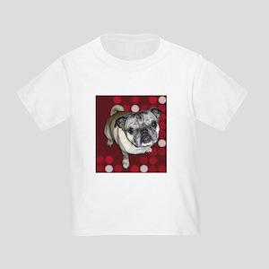Mod Pug Toddler T-Shirt