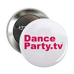 "DanceParty.tv 2.25"" Button (10 pack)"