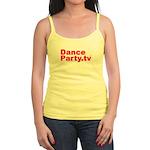 DanceParty.tv Jr. Spaghetti Tank