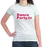 DanceParty.tv Jr. Ringer T-Shirt