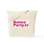 DanceParty.tv Tote Bag