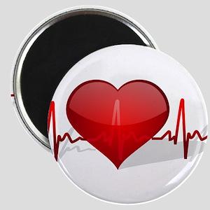 heart beat Magnet