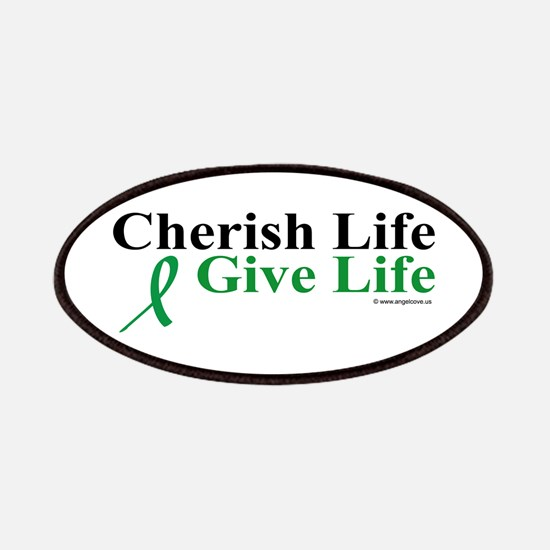 Cherish and Give Patches