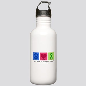 Peace Love Support Stainless Water Bottle 1.0L