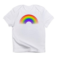 Faded Rainbow Infant T-Shirt