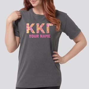 Kappa Kappa Gamma Womens Comfort Colors Shirt